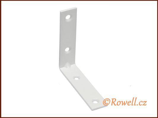 UH60 Úhelník 60 mm bílý rowell