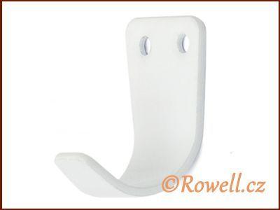 H1C věšáček bílý rowell