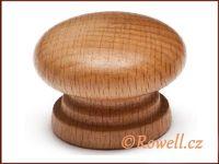KD1 Knopka 35mm dřevo-buk (55827)