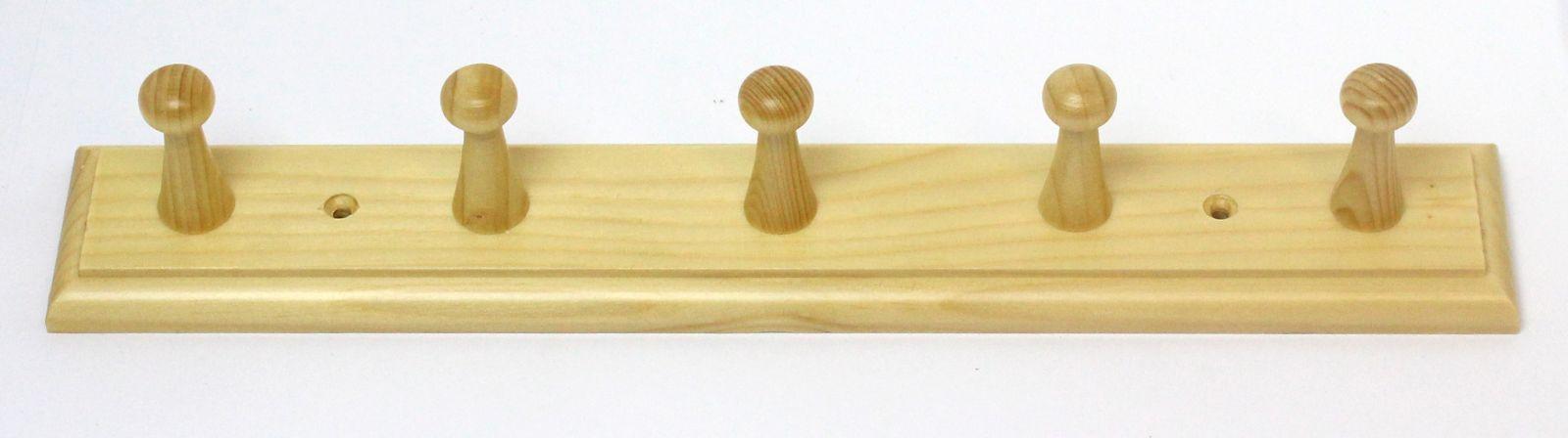 47014 dřevěný pětiháček smrk lak .330x53x55