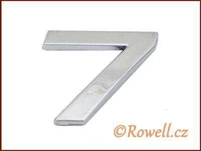 C26 Číslice 26mm '7' rowell