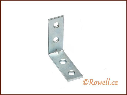 UH40 Úhelník 40 mm pozink rowell