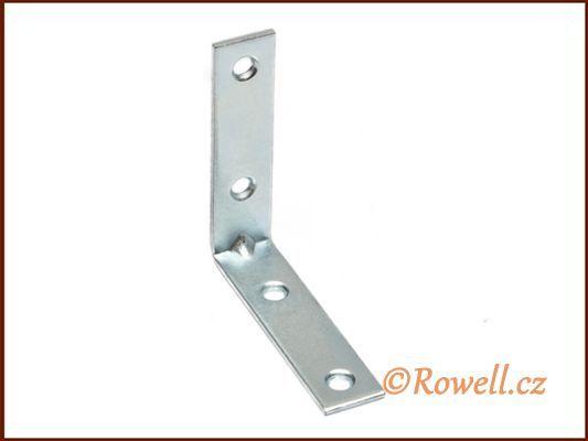 UH60 Úhelník 60 mm pozink rowell