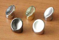 63281 - SARI knopka 23mm chrom lesklý