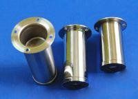 64161 - Nožka A172 prům 50x100mm CHROM