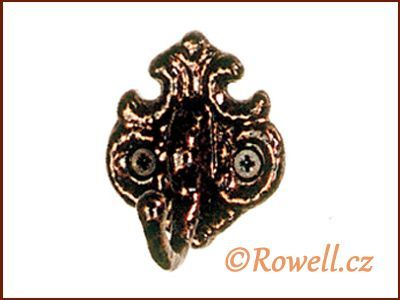 H1. Háček komax bronz rowell