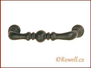 UR1 Úchyt 62-64 mm černý rowell