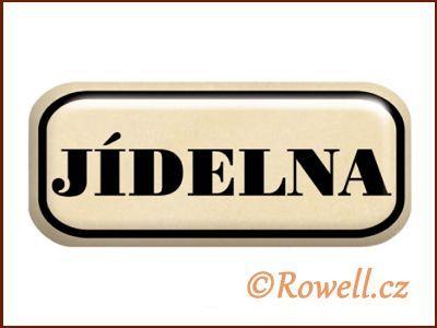 NSD zlatý 'Jídelna' rowell