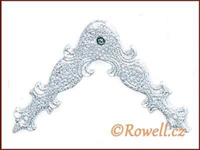 R1 Rohovník komaxit šedý rowell