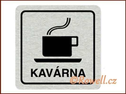 CPP 'Kavárna' /nerez/ rowell