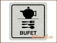 CPP 'Bufet' /nerez/ rowell