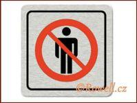 CPP  'Zákaz vstupu '  /nerez/