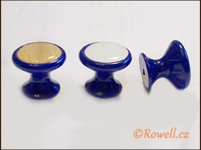 P28 knopka pr.28 modrá/bílá rowell
