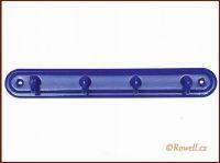 H4  Čtyřháček modrý / modrý