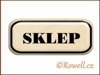 NSD zlatý 'Sklep' rowell