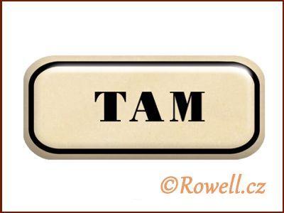 NSD zlatý 'Tam' rowell