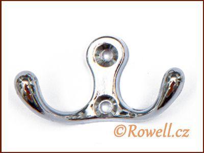 H2C Dvojháček - stříbrný rowell