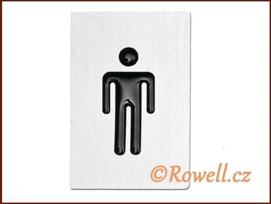 """C3D cedulka stř. """"muži"""" rowell"""