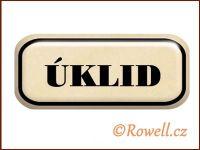 NSD zlatý 'Úklid' rowell