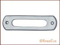 J3 Jmenovka stříbro rowell