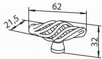 12351 - MIREK knopka starostříbro