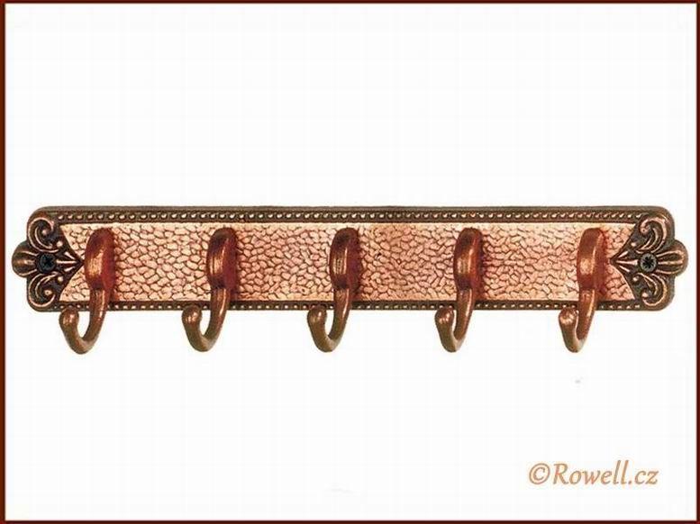 H5 5ti háček staroměď rowell