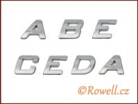 A26 Abededa 26mm 3D rowell