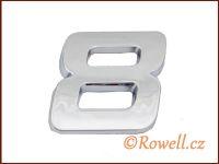C26 Číslice 26mm '8' rowell