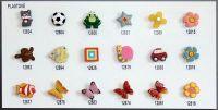 12893 - ŽELVA úchytka dětská multicolor