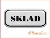 NSD stříbrný 'Sklad' rowell