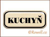 NSD zlatý 'Kuchyň' rowell