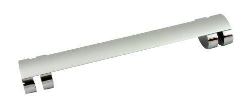 81029- úchytka 160/128mm-chrom mat/chrom lesk